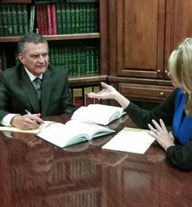 David L. White law attorney
